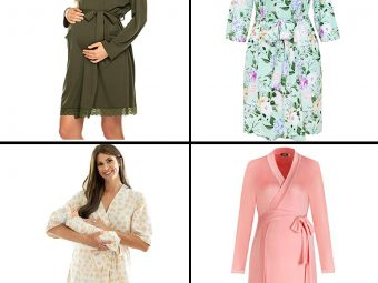 15 Best Maternity Robes in 2021