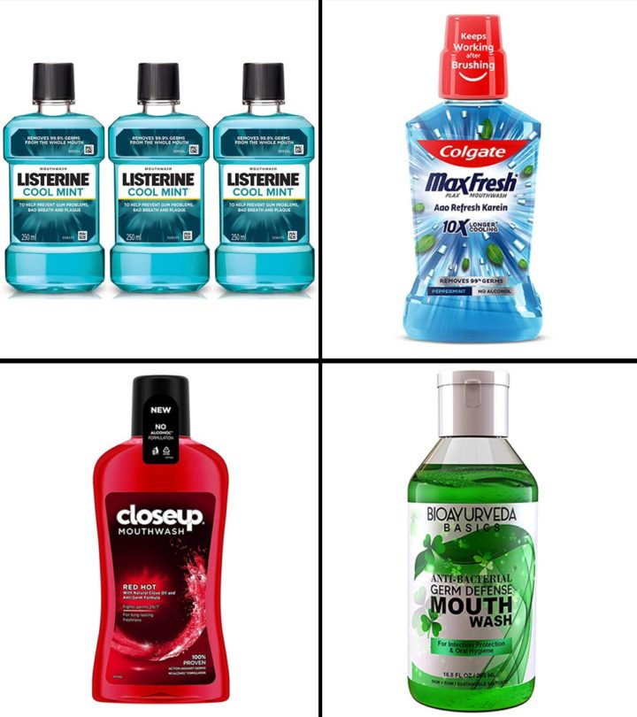 15 Best Mouthwashes In India Available In 2021