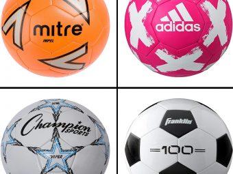 15 Best Soccer Balls in 2021