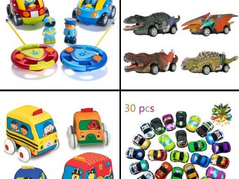 15 Best Toy Cars For 3-Year-Olds In 2021