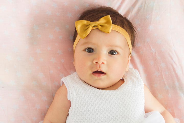 150 Sweet And Short Indian Baby Girl Names, With Meanings-1