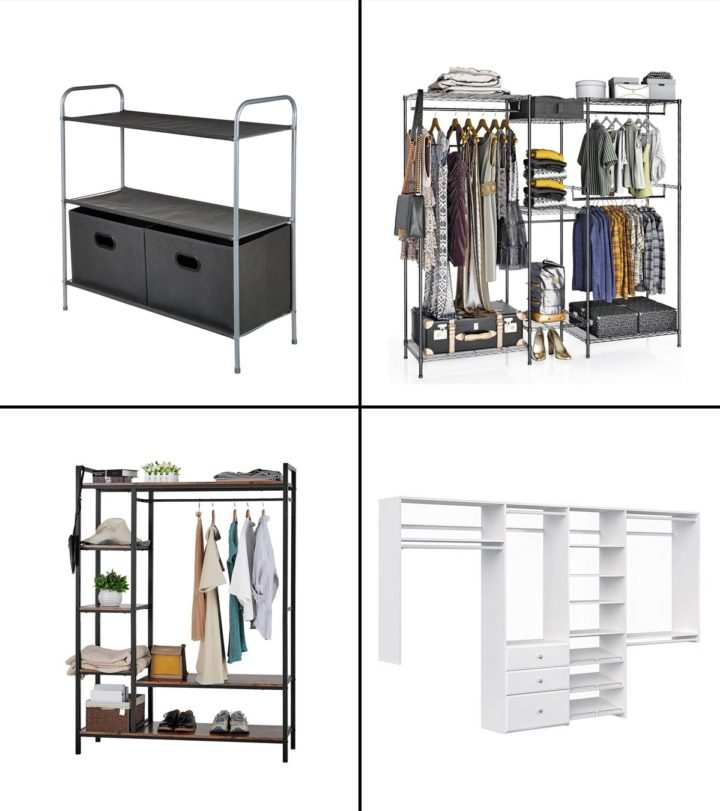 17 Best Closet Organizer Systems Of 2021-1