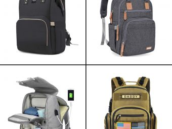 17 Best Diaper Backpacks For Dads In 2021