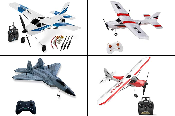 17 Best RC Airplanes Of 2021