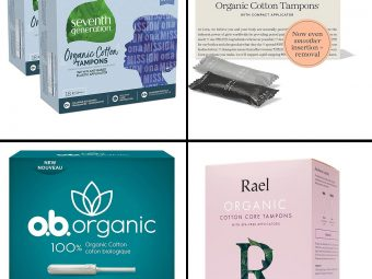 19 Best Organic Tampons To Buy In 2021