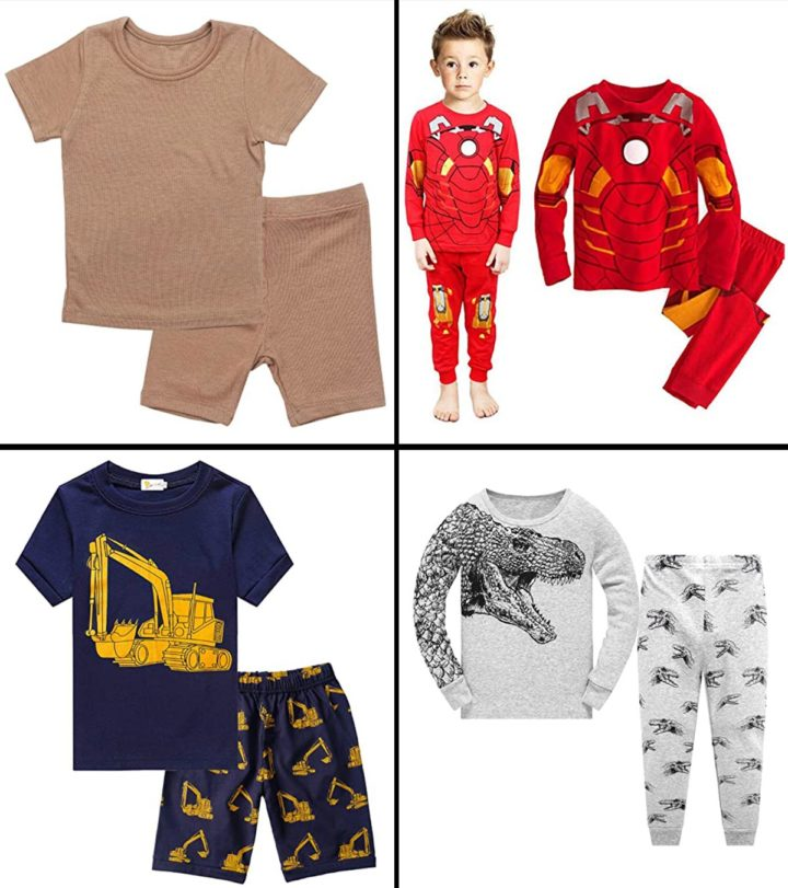 19 Best Pajamas For Kids In 2021