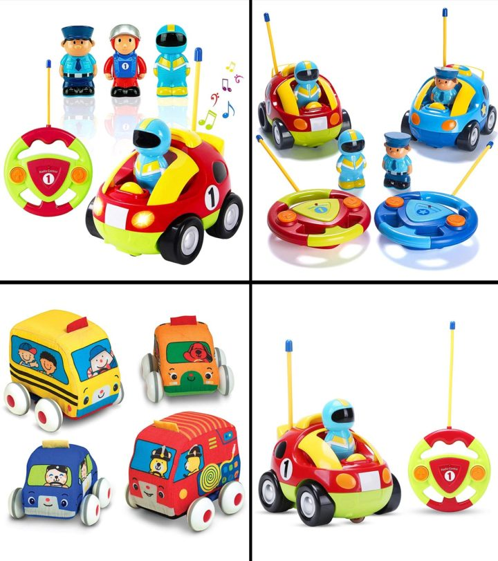 20 Best Toy Cars For Two-Year-Olds In 2021