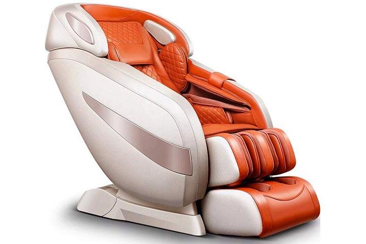 Generic SSHI 4D7 Plus Zero Gravity Robotic Massage Chair