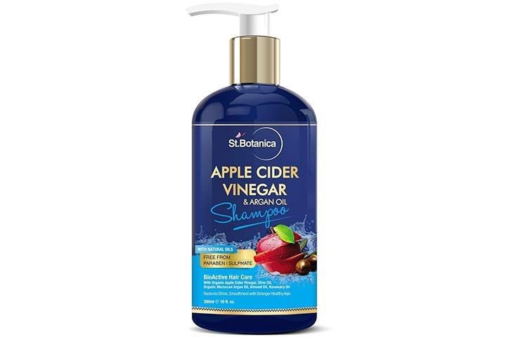 StBotanica Apple Cider Vinegar & Organic Argan Oil Hair Shampoo