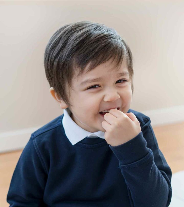 6 Ways To Stop A Toddler From Biting Nails