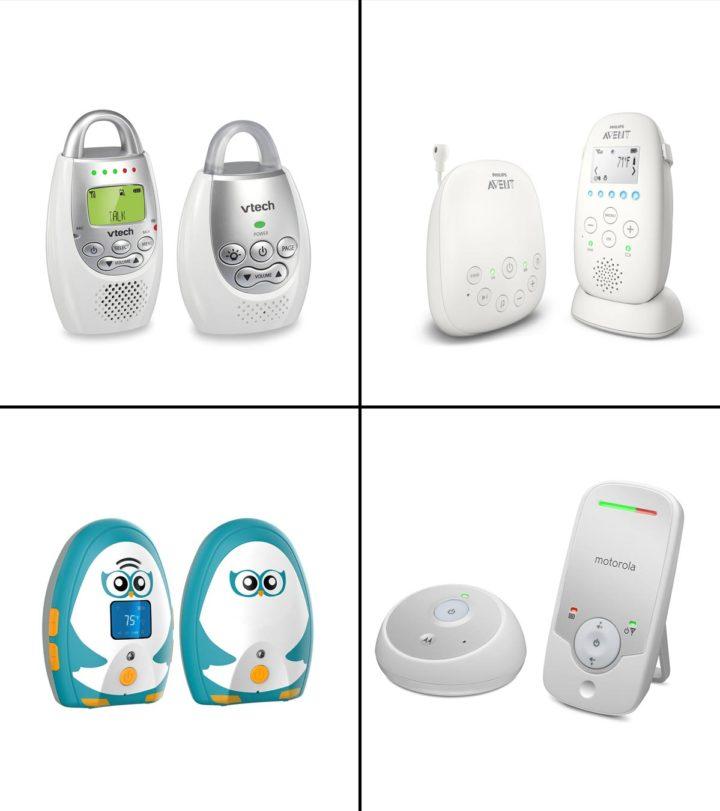 7 Best Audio Baby Monitors In 2021-1