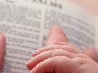 75 Inspirational Bible Verses About Babies