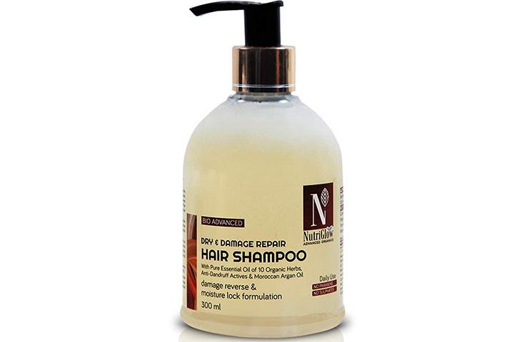 Nutriglow Advanced Organics Bio Shampoo