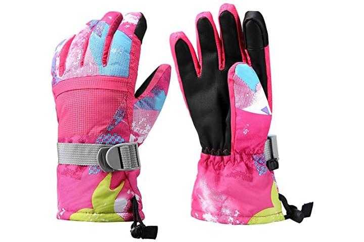 Aispirts Ski Gloves