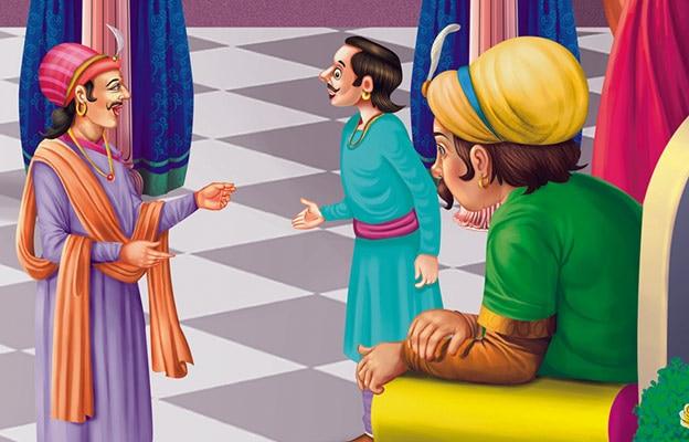 Akbar Ka Sala Story in Hindi