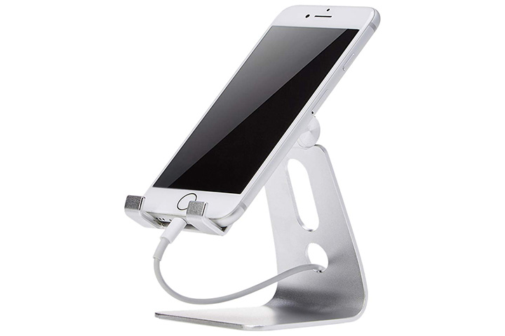 AmazonBasics Adjustable Cell Phone Stand