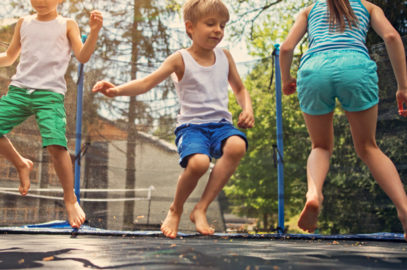 Are Trampolines Safe For Kids?