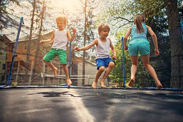 Are Trampolines Safe For Kids
