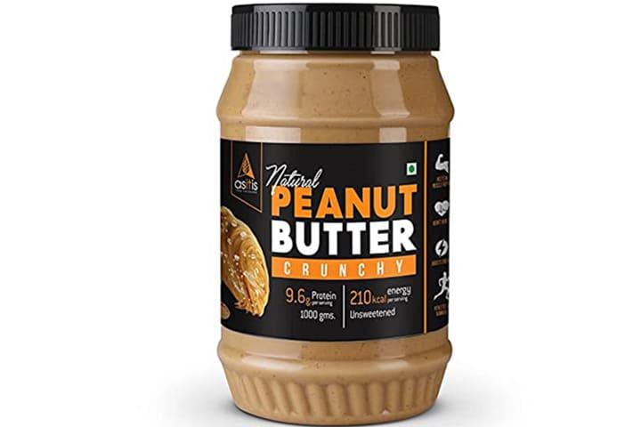 Asitis Nutrition Crunchy Peanut Butter