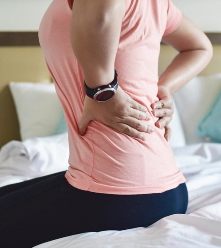 Back Pain During Breastfeeding Causes, Tips, And Exercises-1
