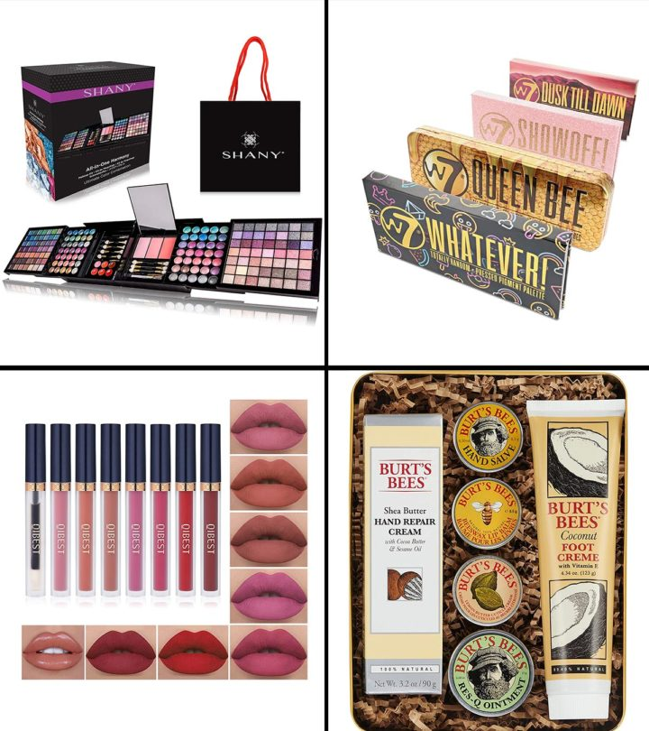 21 Best Makeup Gift Sets To Buy In 2021
