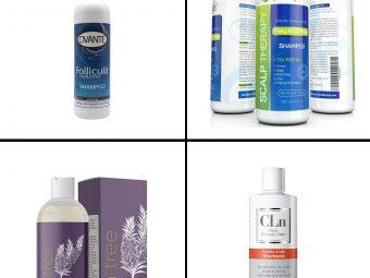 11 Best Scalp Acne Shampoos In 2021