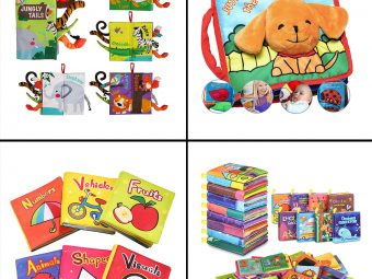24 Best Cloth Books For Babies In 2021