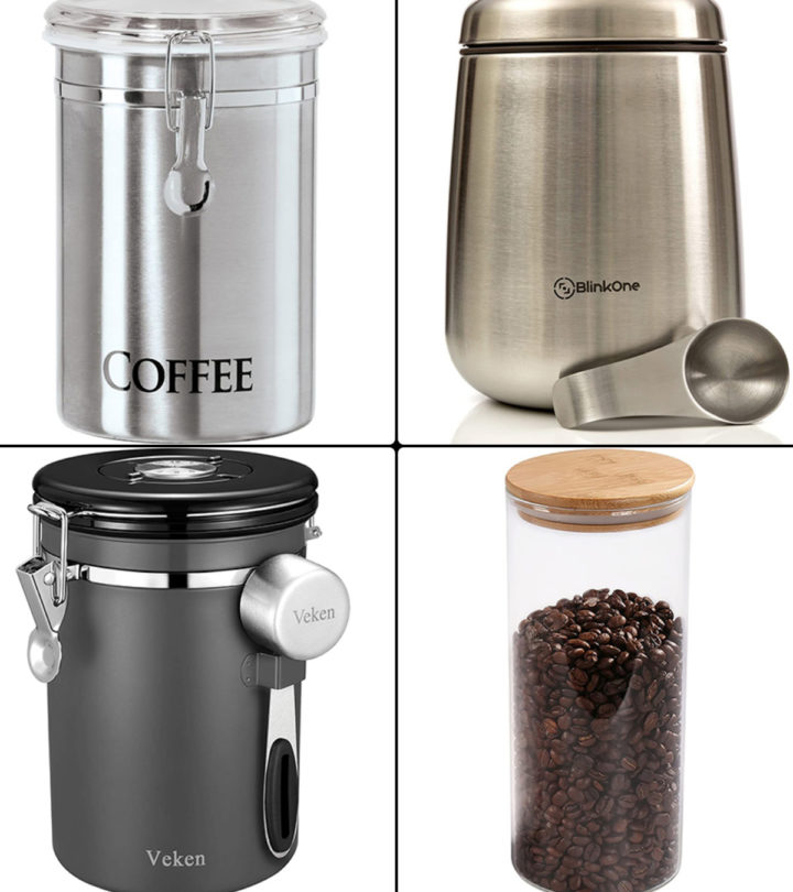 Best Coffee Canisters You Can Buy
