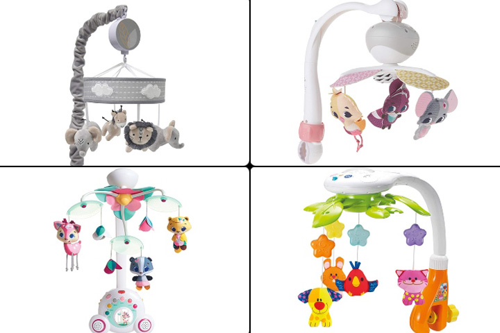 Best Crib toys for Six-month-olds