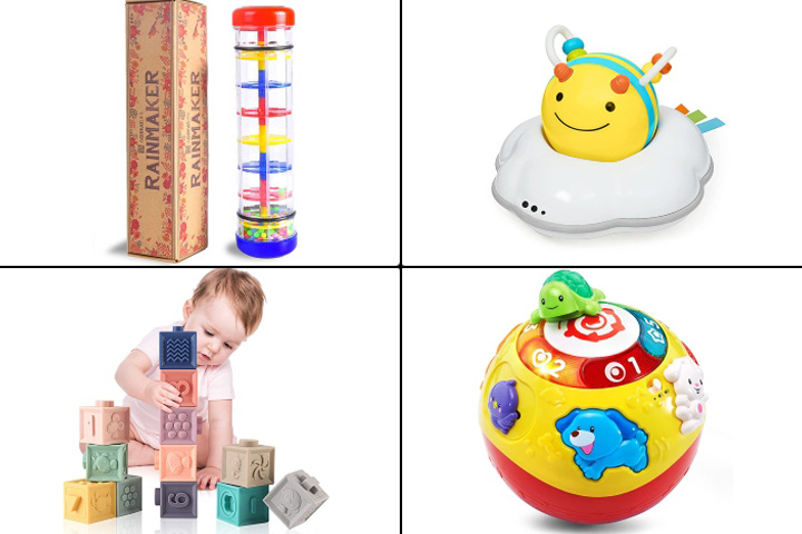 Best Development Toys For A 6-Month-Old