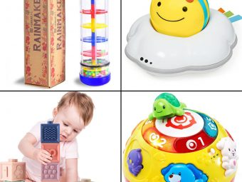 13 Best Development Toys For A 6-Month-Old In 2021
