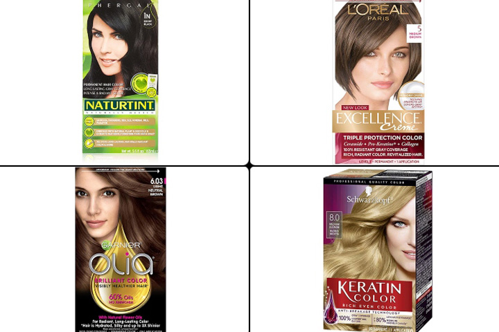 Best Hair Color For Gray Hair In