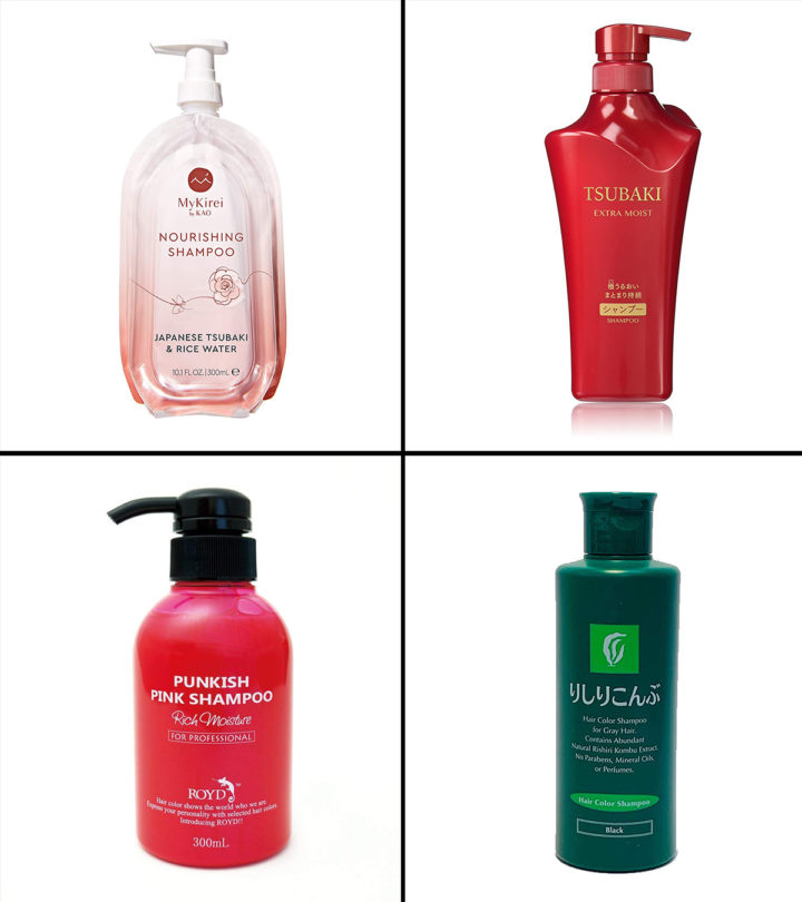 15 Best Japanese Shampoos For Your Hair Care In 2021