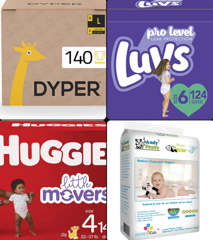 Best Natural Disposable Diapers