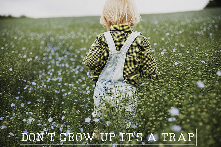 Best Quotes About Children Growing Up Too Fast