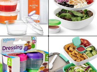 19 Best Salad Containers To Buy In 2021