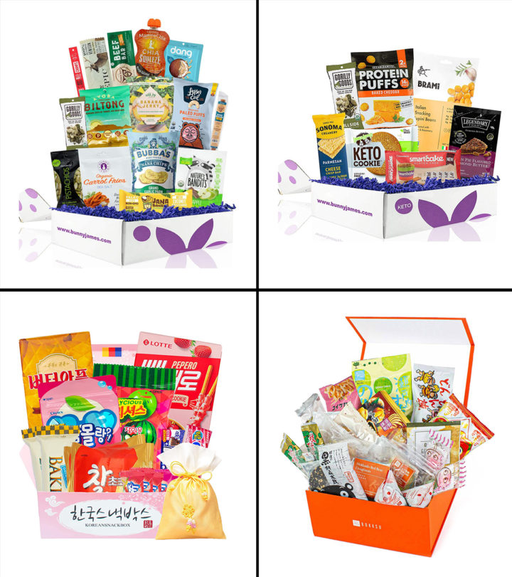 Best Snack Box Subscriptions