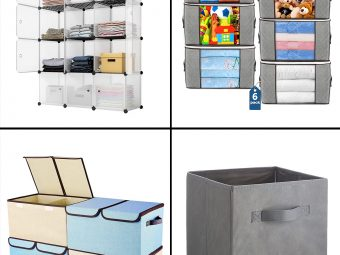 11 Best Storage Bins For Clothes In 2021