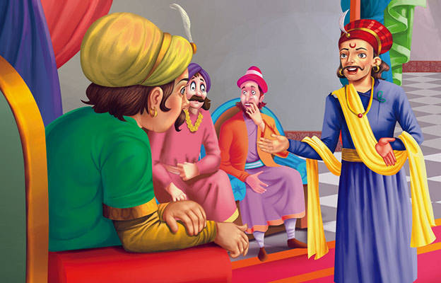 Birbal Ki Yogyata Story in Hindi