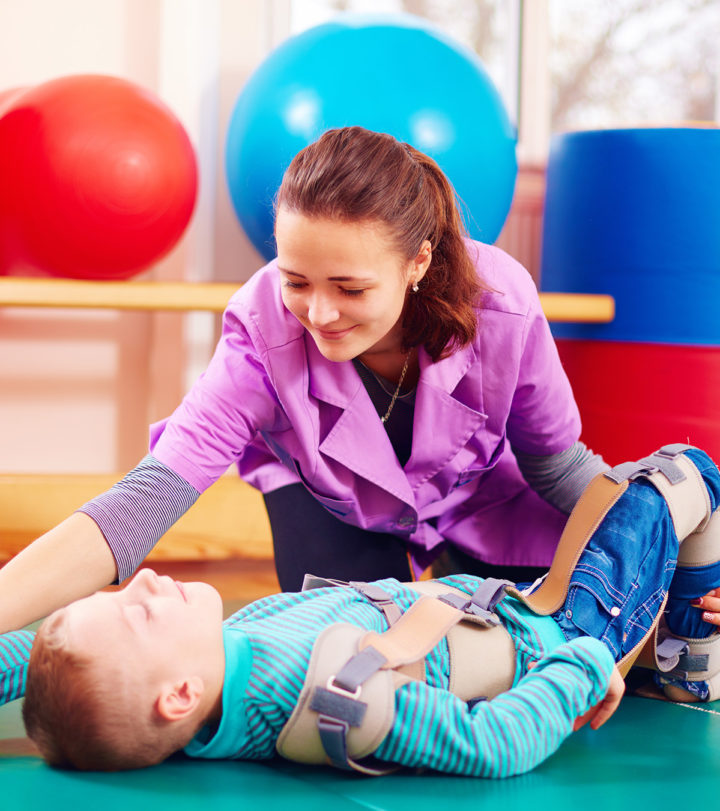 Cerebral Palsy (CP) In Children Symptoms, Types, Causes, And Treatment