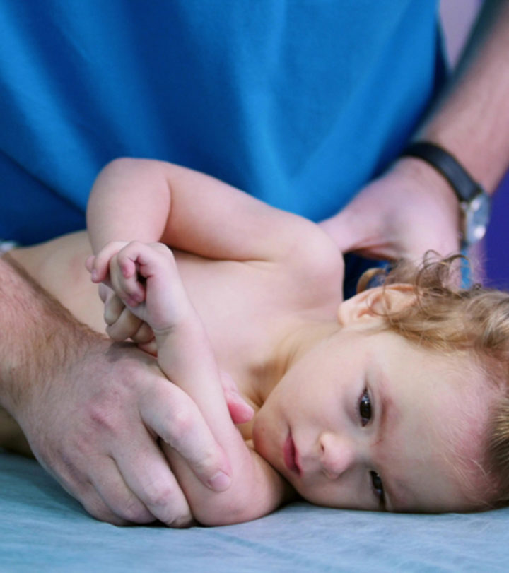 Cerebral Palsy In Babies: Types, Causes, Symptoms, And Treatment