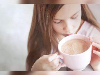 बच्चों के लिए कॉफी पीना सही या गलत? | Coffee For Kids In Hindi