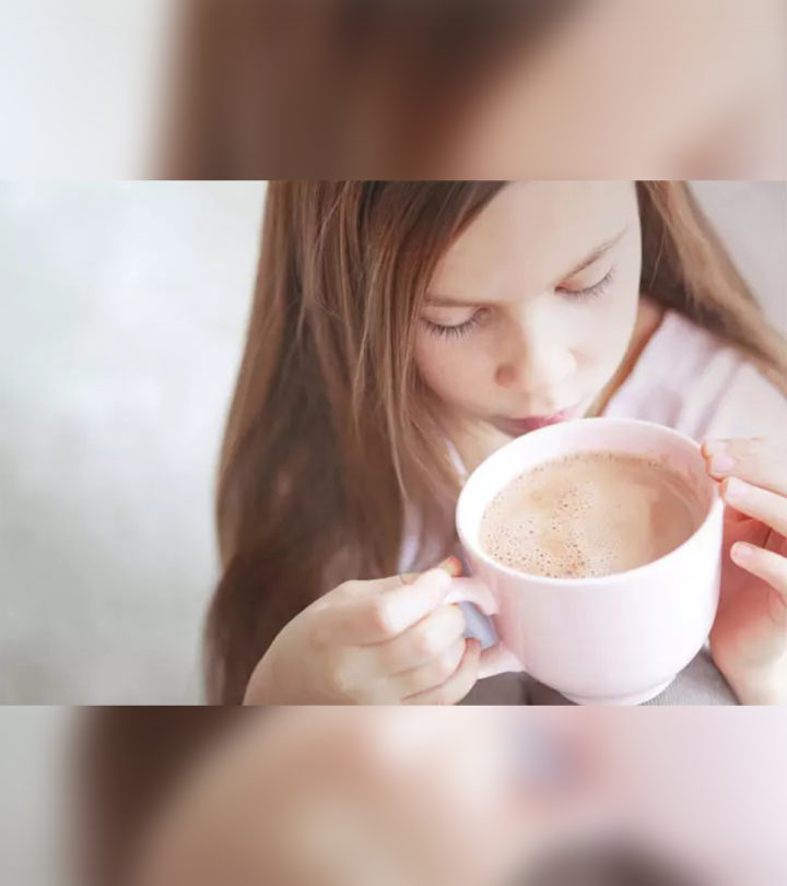Coffee For Kids In Hindi