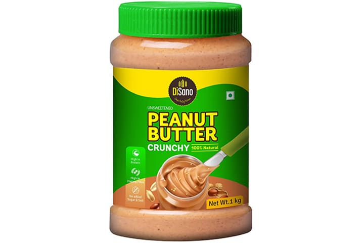 Disano Gluten-Free Peanut Butter