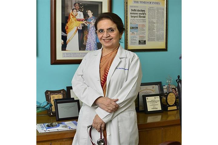 Dr. Malvika Sabharwal