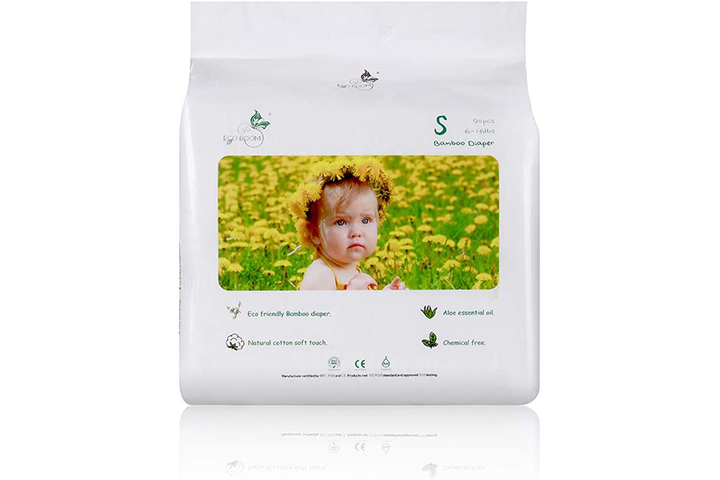 Eco Boom Bamboo Disposable Diapers