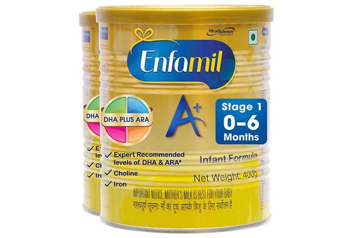 Enfamil A+ Baby Milk Powder