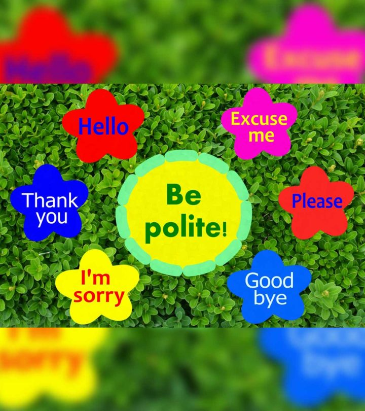 Five Magic Words For Kids To Learn And Ways To Teach Them-1