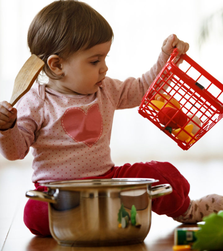 43 Fun And Engaging Activities For One-Year-Old Babies
