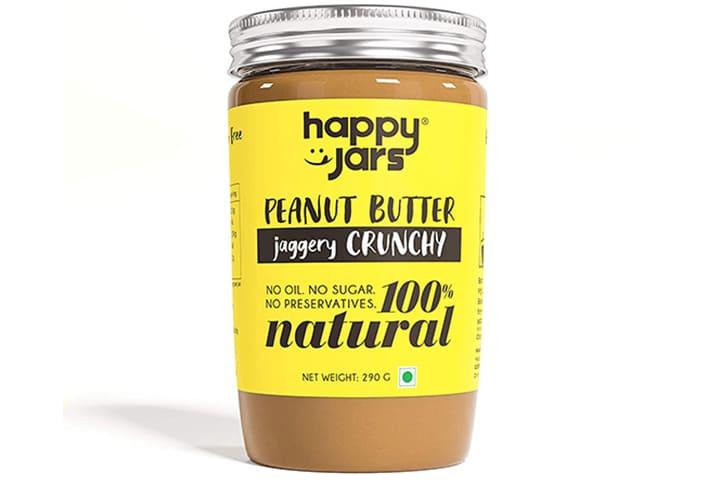 Happy Jars Jaggery Peanut Butter